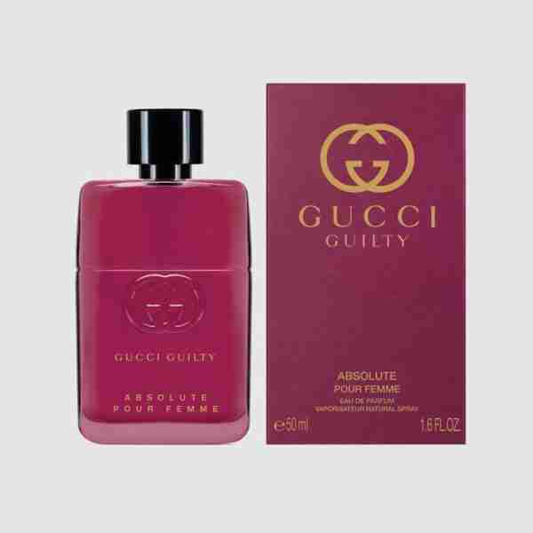 New Perfume Review Gucci Guilty Absolute Pour Femme . d19e94cc2f9
