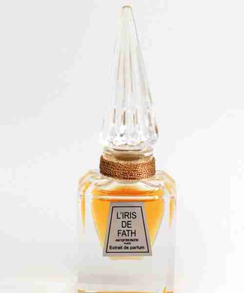 New Perfume Review L'Iris de Fath- The Right Way - Colognoisseur